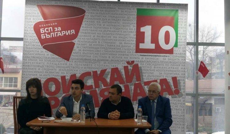 Евродепутатът Момчил Неков в Шумен: Държавата трябва да защити българския земеделец