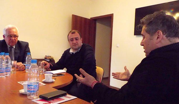 Шумен сигнализира за кадрови срив на инженери пред Иван Иванов