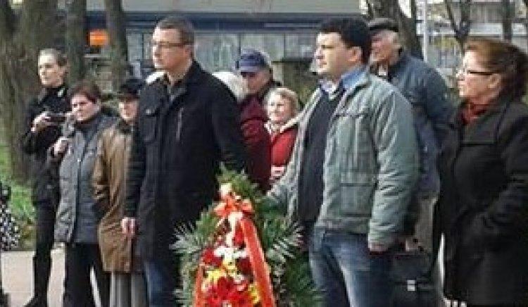 Социалисти почетоха паметта на Вела Пискова