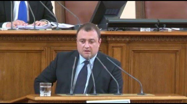 Иван Иванов към министъра на околната среда и водите