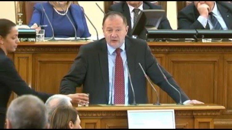 Михаил Миков: Не приемаме политически контрол върху съдебната система
